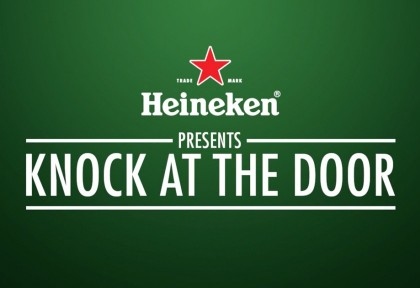 Heineken: Knock At The Door