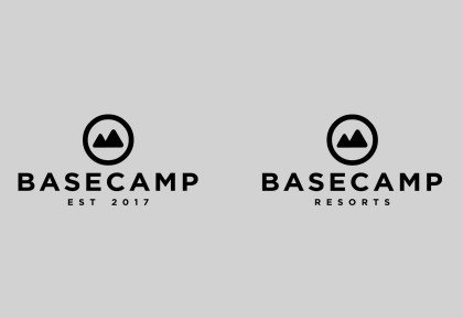 Basecamp Resorts: Logo